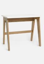 Basics - Benito study desk - natural