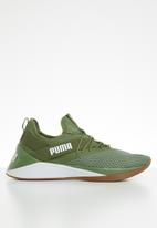PUMA - Jaab xt summer men's  - olive & white