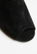Superbalist - High block heel - black