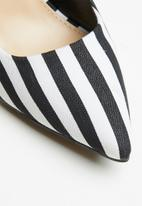Superbalist - Bongi heel - black/white