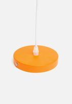 Sixth Floor - Nordic pendant small - orange