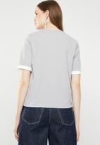STYLE REPUBLIC - Athleisure T-shirt - grey