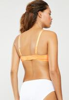 Superbalist - Fashion T-shirt bra - orange