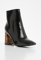 Public Desire - Vesper ankle boot - black
