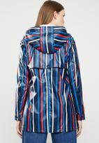 ONLY - Windy raincoat - multi