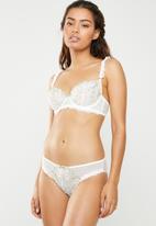 DORINA - Trisha brief - white