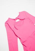 Rebel Republic - Skater dress - pink