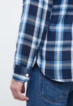 Levi's® - Classic worker standard hartley shirt - multi
