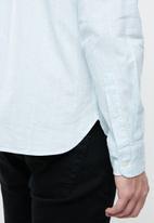 Levi's® - Burrows mandarin collar shirt - multi
