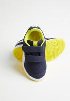 PUMA - Stepfleex 2 mesh v ps - peacoat & yellow
