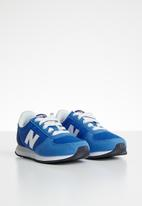 New Balance  - Classic running lace sneaker - blue