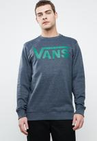 Vans - Vans classic crew sweat - blue