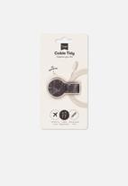 Typo - Cable tidy - black
