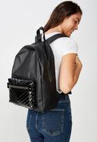 Typo - Commuter backpack - black