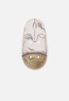 Typo - Shake it wireless mouse -white & gold