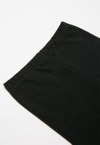 Rebel Republic - Plain legging - black