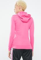KAPPA - Slim fit hoodie - pink