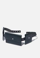 Cotton On - Utility belt bag - dark green