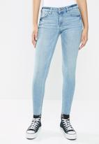 GUESS - Guess power skinny jeans - blue