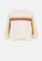 Cotton On - Shelly knit jumper - cream