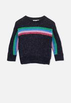 Cotton On - Shelly knit jumper - navy