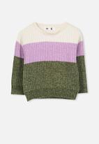 Cotton On - Shelly knit jumper - multi
