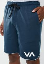 RVCA - Yogger III shorts - blue