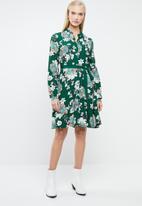 Vero Moda - Maise short shirt dress - multi