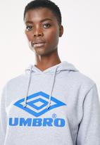 Umbro - Umbro cropped hood - grey