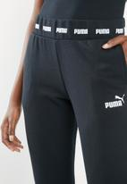 PUMA - Amplified sweat pants - black