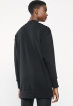 PUMA - Oversized sweat - black
