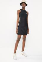 PUMA - Classics cut out dress - black