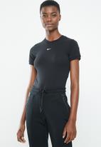 Nike - Nike essential bodysuit - black