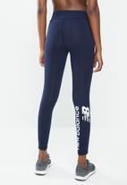 New Balance  - Athletics leggings - navy