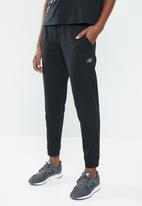 New Balance  - Warm up jogger - performance - black