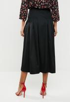 STYLE REPUBLIC - Fit and flare skirt - black