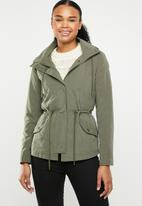 ONLY - New starlight spring jacket - green