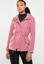 ONLY - New starlight spring jacket - pink
