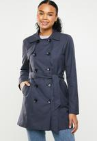 ONLY - Laura trench coat - navy
