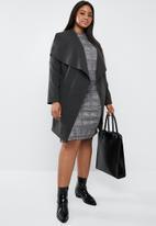 Superbalist - Jersey fit dress - grey
