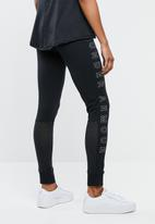 Under Armour - Favourite joggers - black