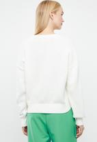 Vero Moda - Ocean V-neck colour block jersey - multi