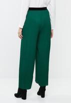 Vero Moda - Yolu pants - green