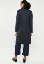 ONLY - Lisa long coat - navy
