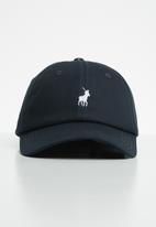 POLO - Mens parker classic peak - navy