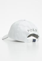 POLO - Ackley classic peak - white