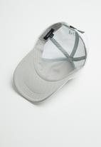 POLO - Ackley classic peak cap - white