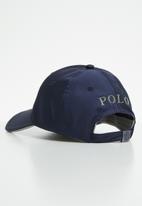 POLO - Ackley classic peak - navy