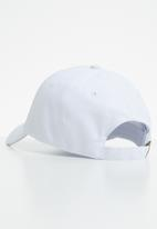 POLO - Mens parker classic peak - white