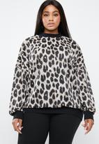 Superbalist - Animal sweater - multi